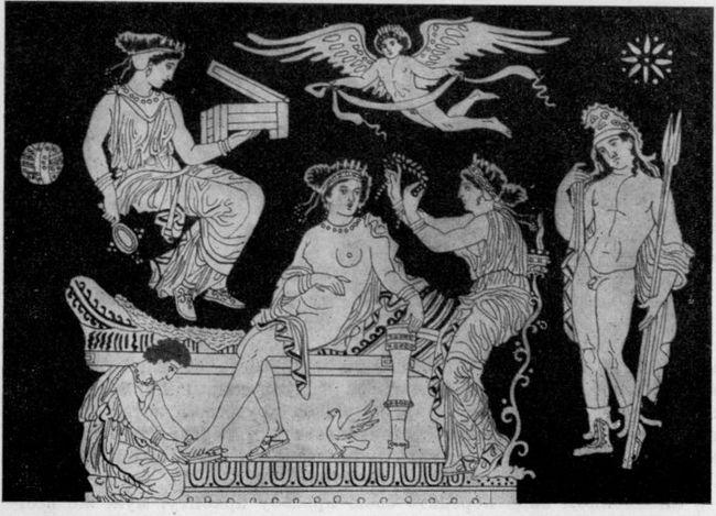 Древнегреческий бог ведший разгульный образ жизни