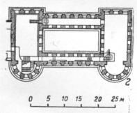 Порта нигра в трире iii в н э