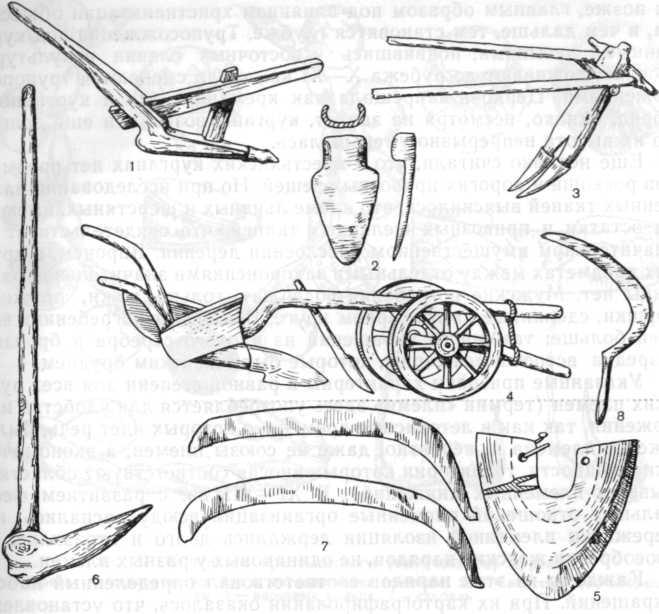 древний плуг 5 букв - фото 7
