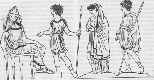 an examination of the importance of the main characters antigone and creon in antigone a play by sop