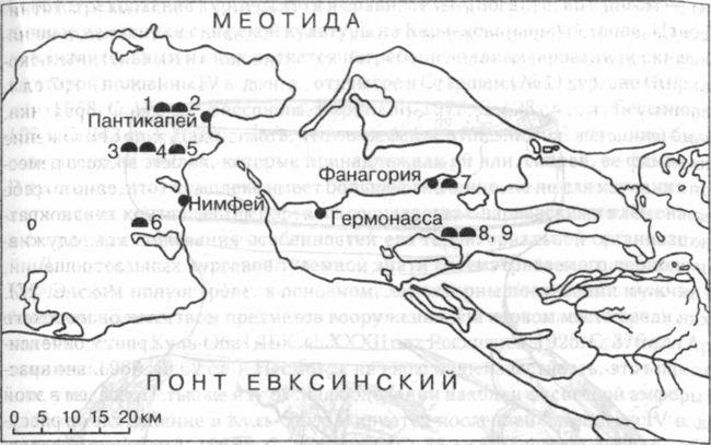 Греки и варвары Северного