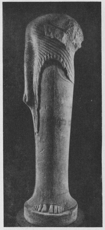 Гера самосская мрамор около 560 г до н