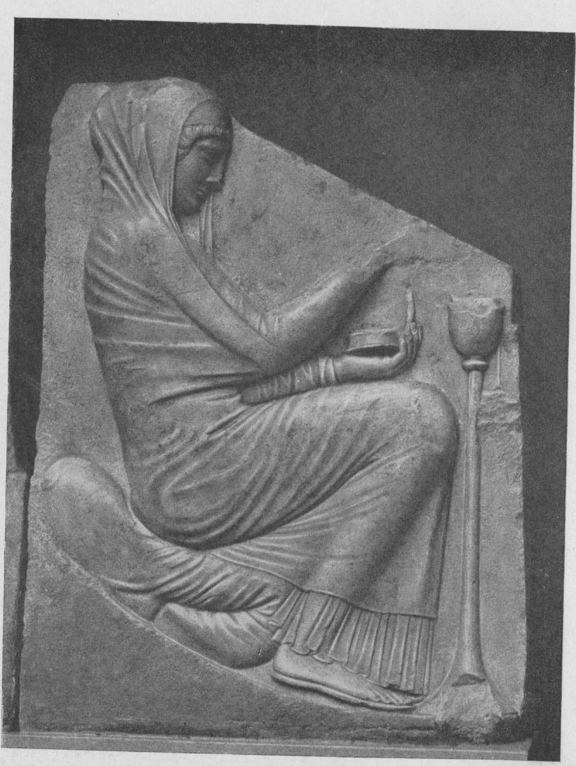 Жертву искусство древней греции
