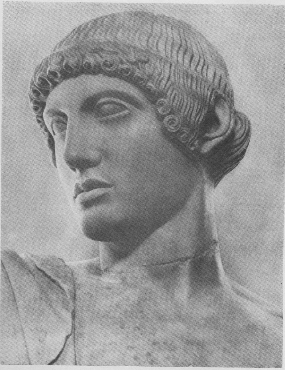 В олимпии искусство древней греции