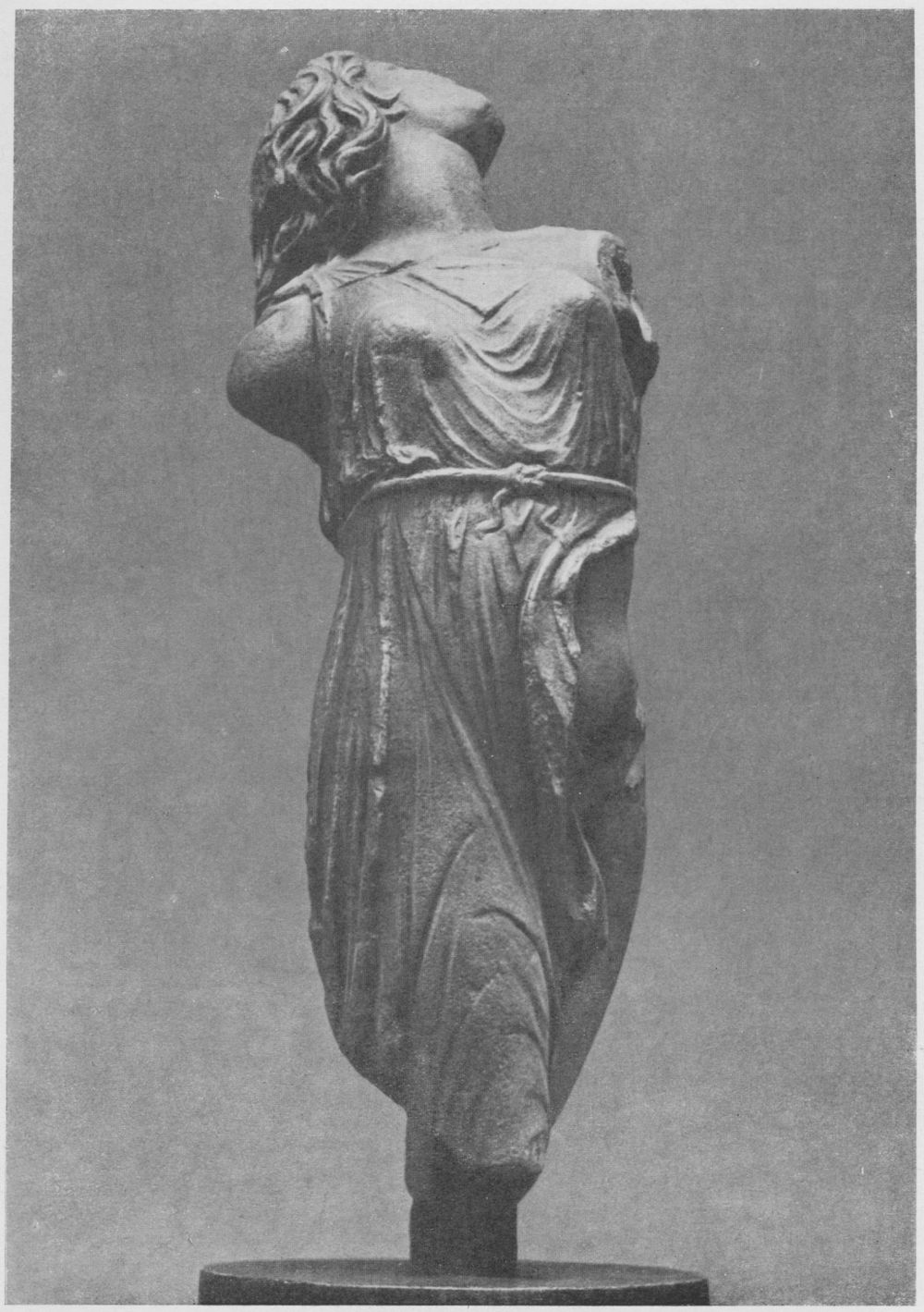 Менада искусство древней греции