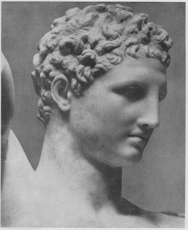 Гермеса искусство древней греции