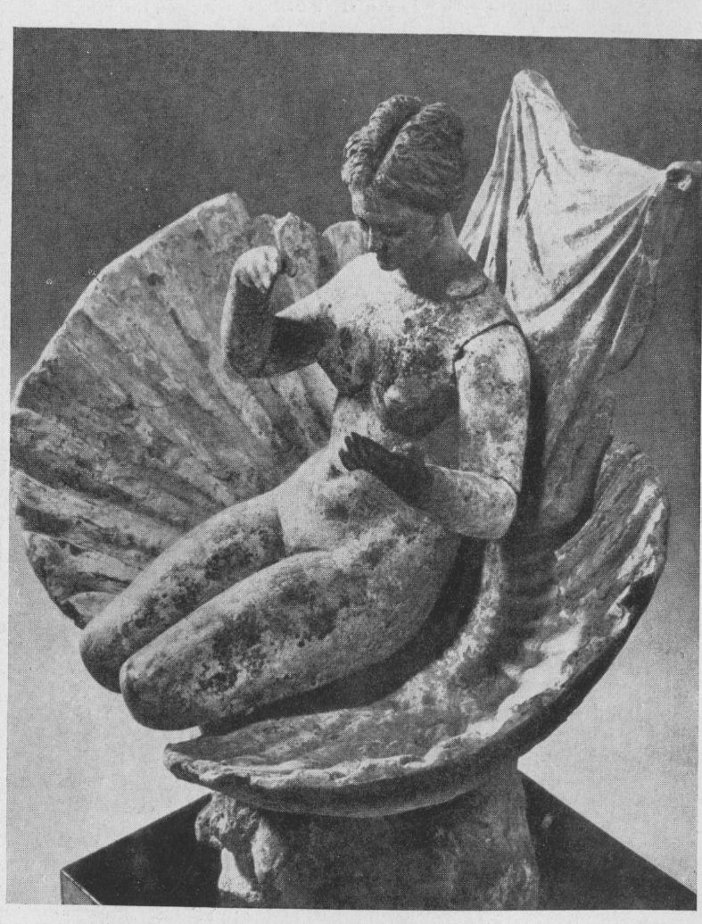 Париж лувр искусство древней греции
