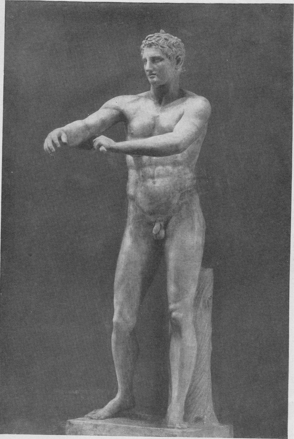 Боги и богини древней Греции