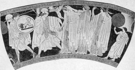 Н.А. Кун. Легенды и мифы древней Греции : Менелай ... вероломство